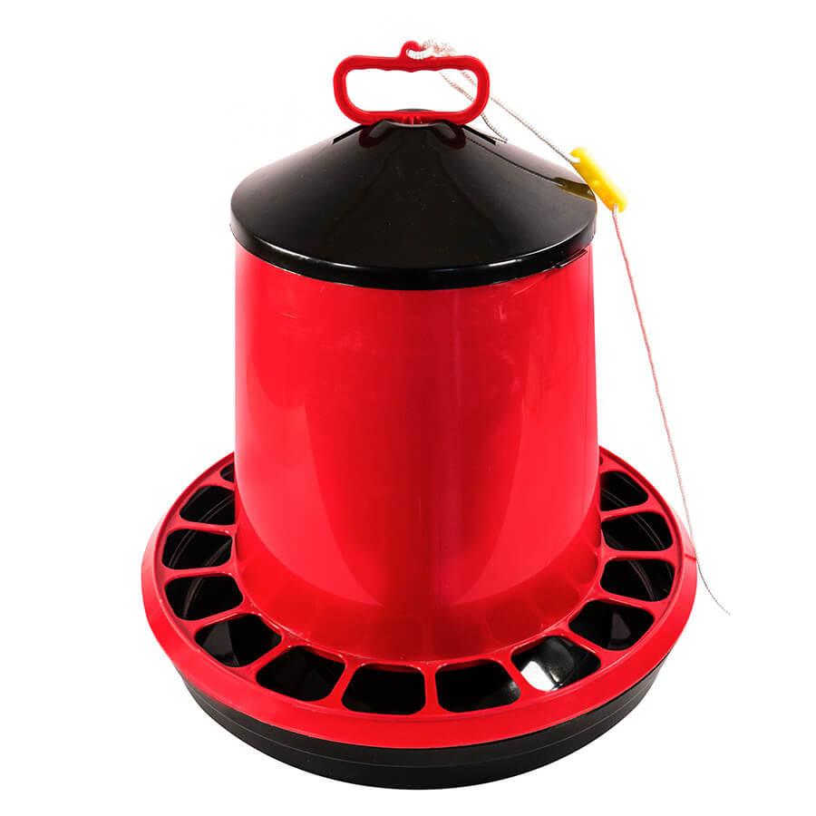 Бункерная кормушка подвесная на 10 кг