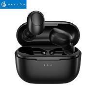 Навушники Xiaomi Haylou GT5 Black | бездротові Bluetooth-навушники ксиоми GT5 TWS, фото 1