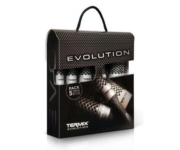 TERMIX Набір термобрашингів EVOLUTION BASIC 17/23/28/32/43