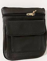 Чоловіча сумка портфель 7415 чорний.Чоловічі сумки портфелі оптом в Україні.