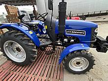 Минитрактор ДТЗ 5244НPX BLUE