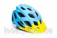Шолом велосипедний Onride Force M Blue 55-58 см SKL35-187493