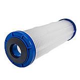 """Картридж 10"""" многоразовый механической очистки для магистрального фильтра 100 мкм FCPNN100M, фото 2"""