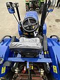 Минитрактор ДТЗ 5244НPX BLUE, фото 4