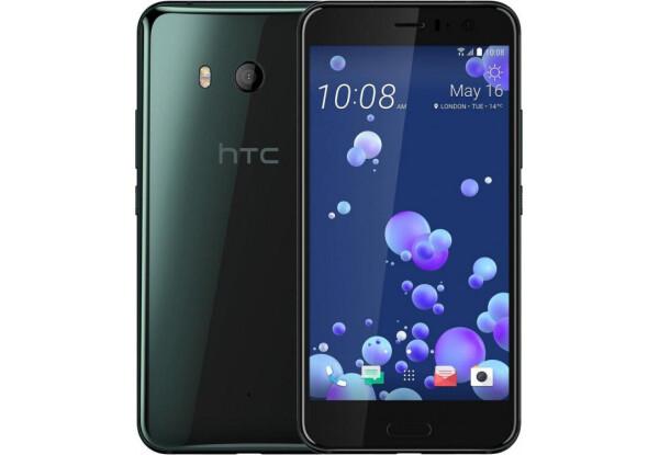 Cмартфон HTC U11 4/64GB Black Qualcomm Snapdragon 835 3000 мАч
