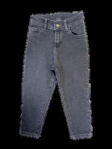 Джинси для дівчинки ADA YILDIZ 256/сір рост 104