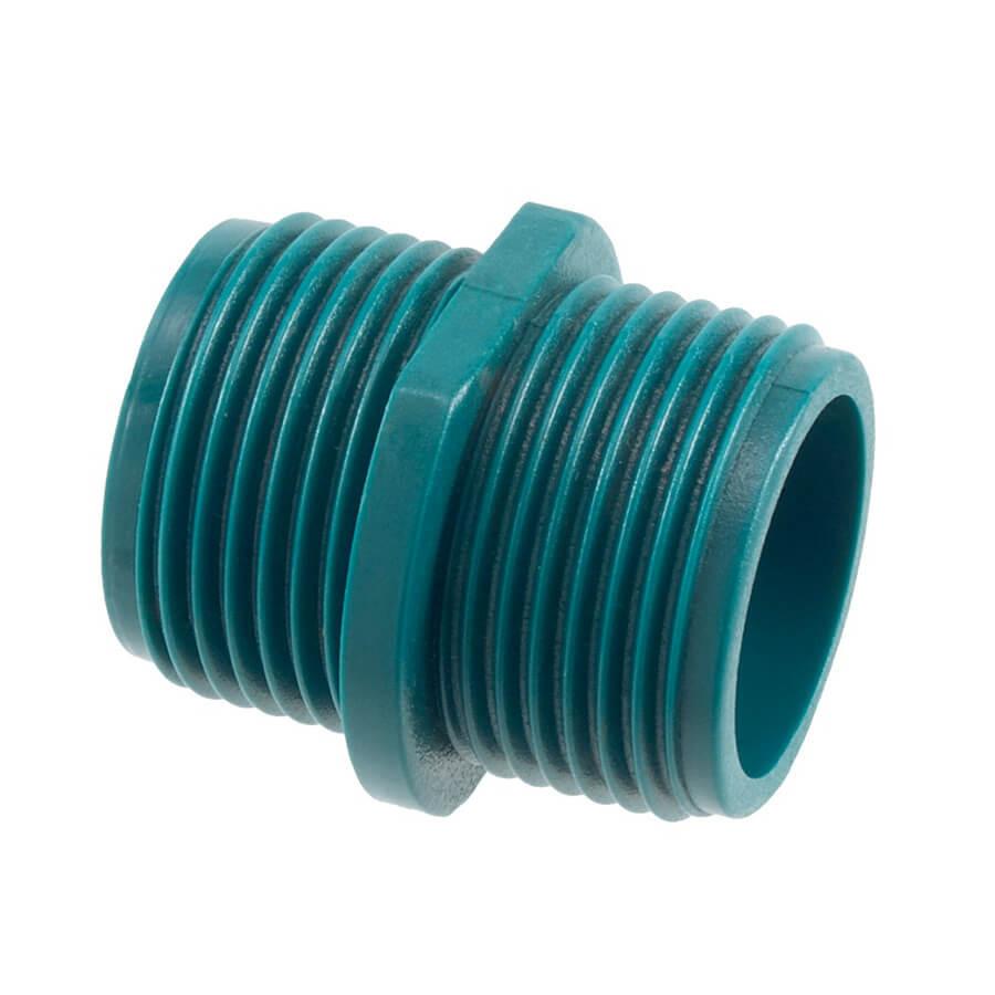 Соединение бочка 3/4″ наружная для полива