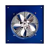 Осевой настенный вентилятор 380х380 мм, фото 2