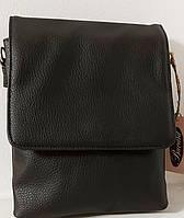 Мужская сумка 7427 черный. Пошив мужских сумок в Украина. Мужские сумки оптом в Украине