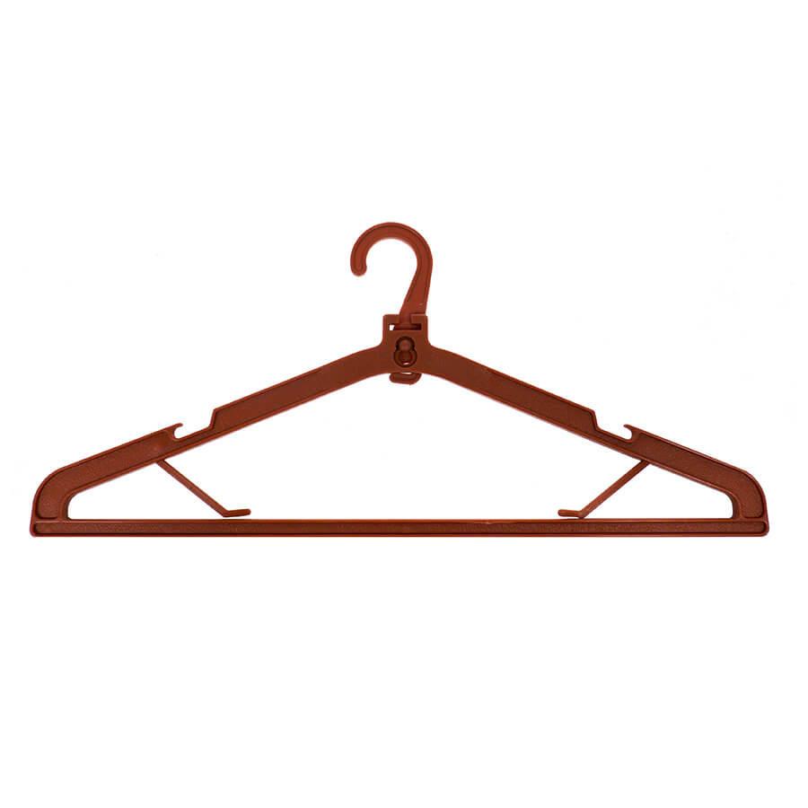 Вешалка для одежды пластмассовая (плечики)
