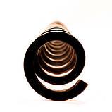 Спираль для трубы 55 мм. (шнек для продольной линии) 38,40 мм. (бухта 100м) Турция, фото 3