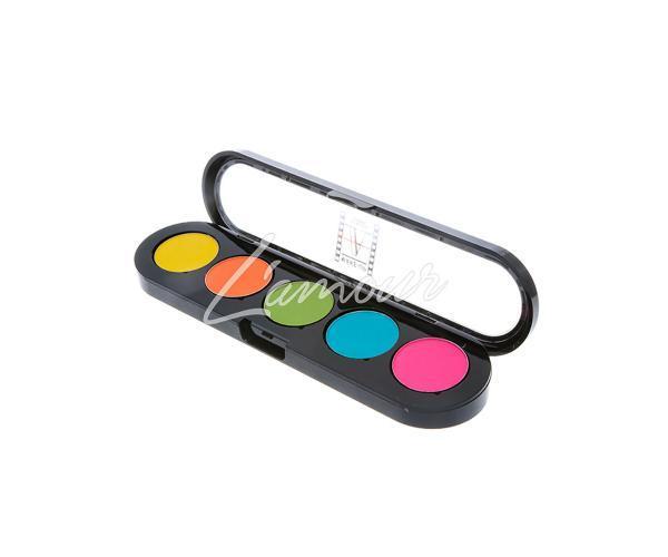 Atelier Тіні в палітрі 5 кольорів по 2 г T23