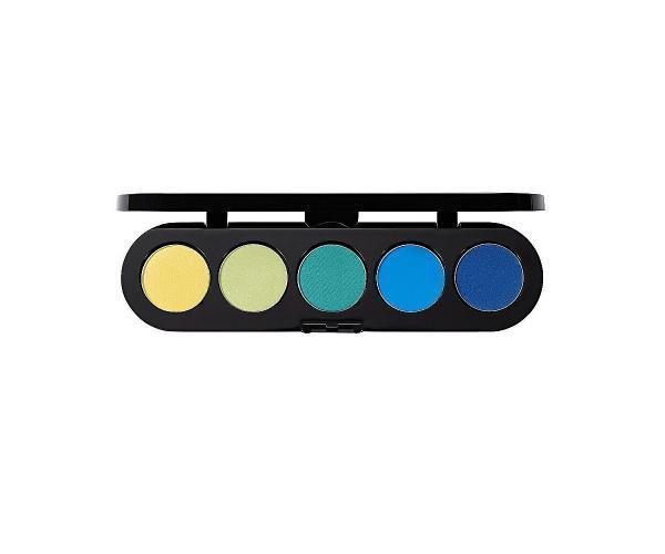 Atelier Тіні в палітрі 5 кольорів по 2 г T32
