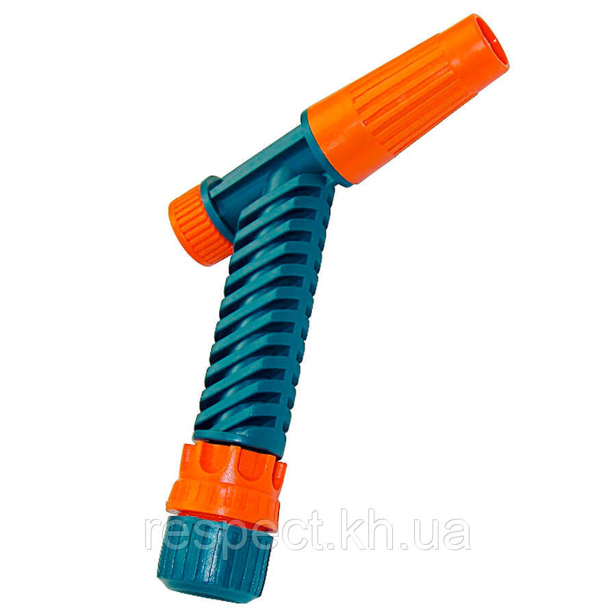 Пистолет с регулируемым распылителем для полива (цанга 1/2″)