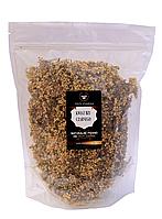 Цветки бузины черной, бузина черная сушеная 200 g, Три зерна