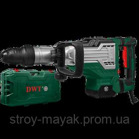 Электрический отбойный молоток DWT, 1700 Вт, H17-11B BMC