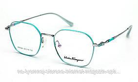 Оправа для очков Salvatore Ferragamo (luxury copy) H80569 Голубой