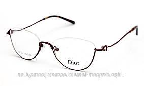 Оправа для очков Dior (luxury copy) HB207  Бордовый
