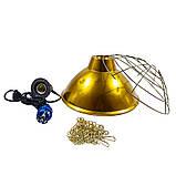 Защитный плафон (абажур) для инфракрасной лампы (аналог InterHeat) бол., фото 3