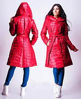 Женское пальто осень - теплая зима, 42,44,46 рр