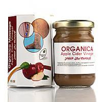 Lotus organica massage ostrich apple cider vinegar, Органическая мазь от варикоза с яблочным уксусом, 145 г