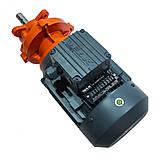 Мотор-редуктор 0,75 кВт для поперечной линии кормления, фото 3