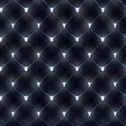 Гирлянда сетка светодиодная 240 LED, Белая, прозрачный провод, 2х2м., фото 3