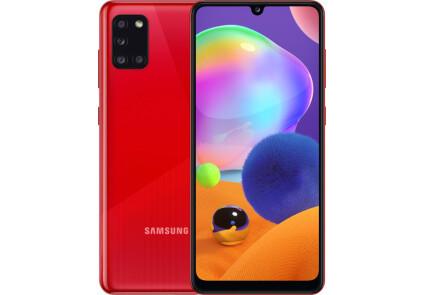 Смартфон Samsung Galaxy A31 4/64GB Red