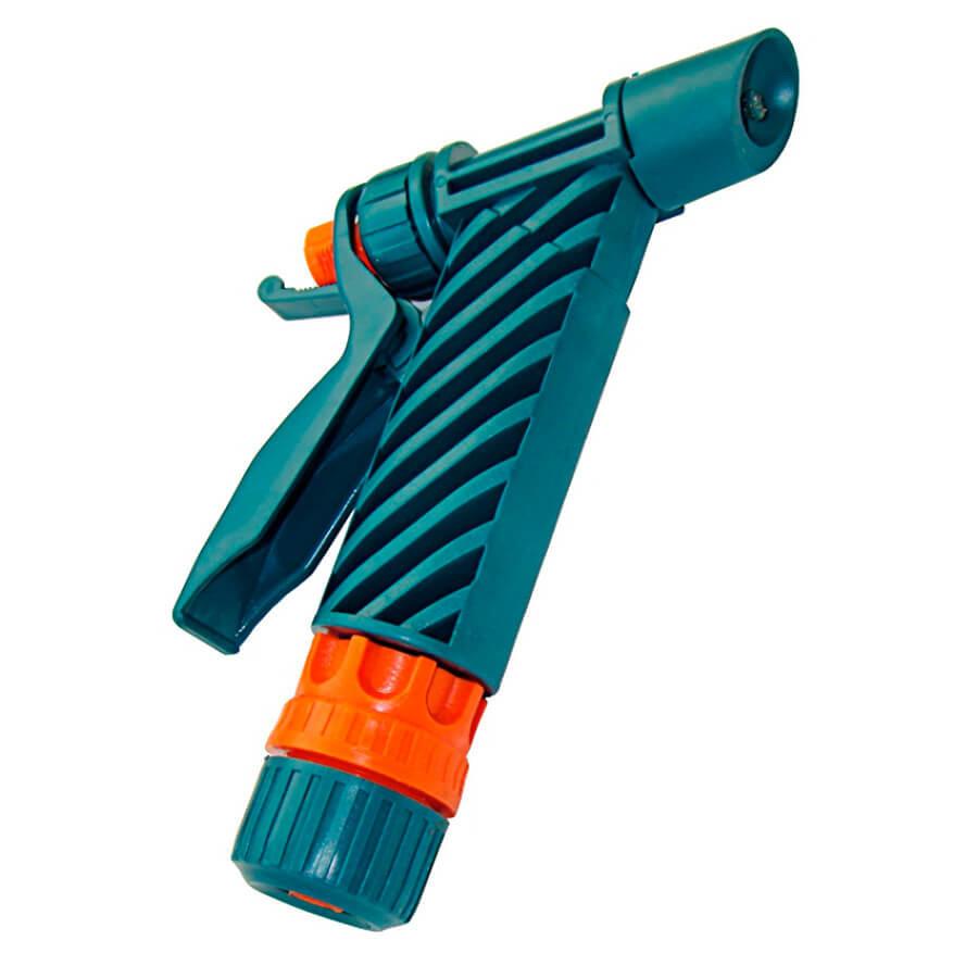 Пистолет для полива (цанга 1/2″) с фиксатором
