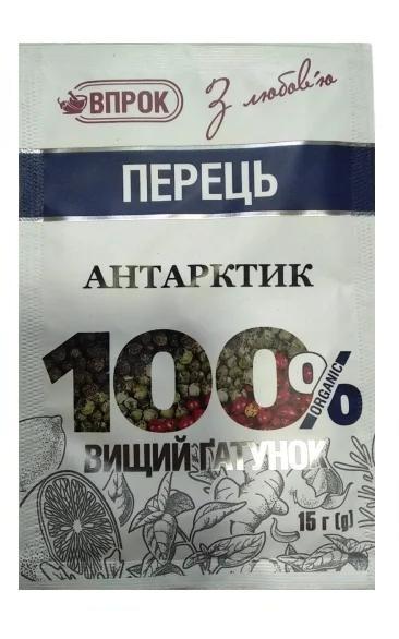 "Перець Антарктик молотий ""ВПРОК"" 15г"