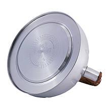 Чайник Kamille 5л из нержавеющей стали со свистком KM-0698, фото 3