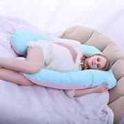Подушка для беременных мини П-образная 280 сантиметров