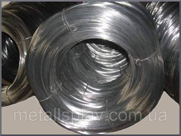 Проволока Нихромовая  Х20Н80, Х15Н60 (0,3мм, 0,5мм, 0.6мм, 0.8мм)