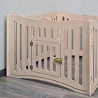 Домашний вольер (манеж) для щенков. 6 секций. Высота 50 см