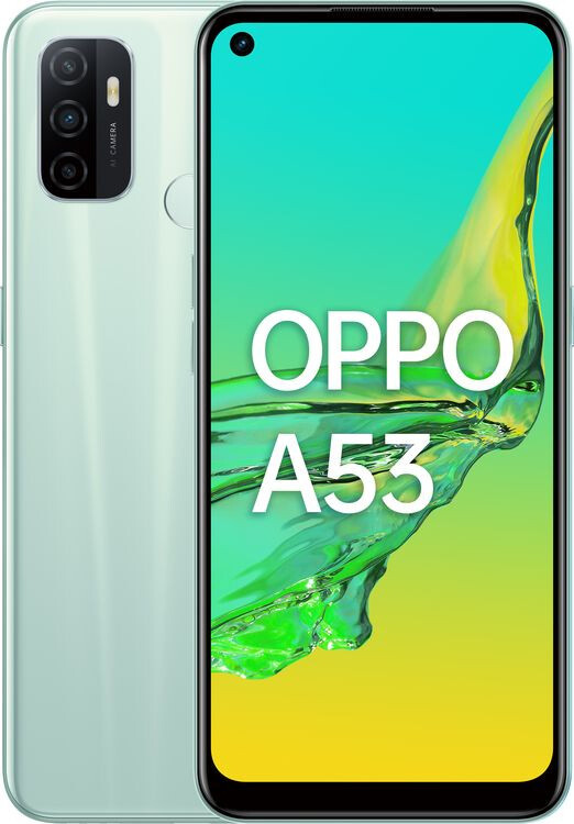 OPPO A53 4/64Gb NFC Green Гарантия 1 год