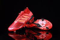Бутсы Adidas Predator 18+FG адидас предатор копы футбольная обувь