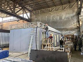 Бытовка для рабочих, фото 2