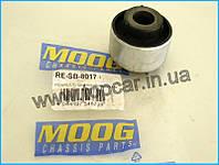 Сайлентблок переднього важеля задній на Renault Fluence 09 - Moog (США) RE-SB-8017