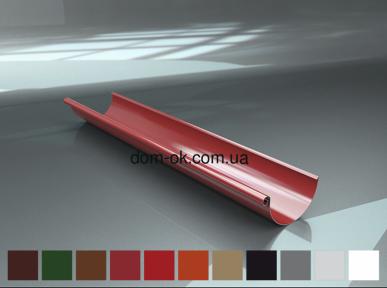 RAIKO PREMIUM Желоб длина 2м, 4м, система 150/100