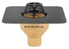 Воронка з поліуретану SitaStandard з ПВХ-фартухом, діаметр 160мм