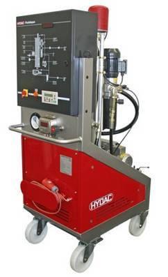 Агрегат для обезвоживания и фильтрации FAM 10 (Hydac), фото 2