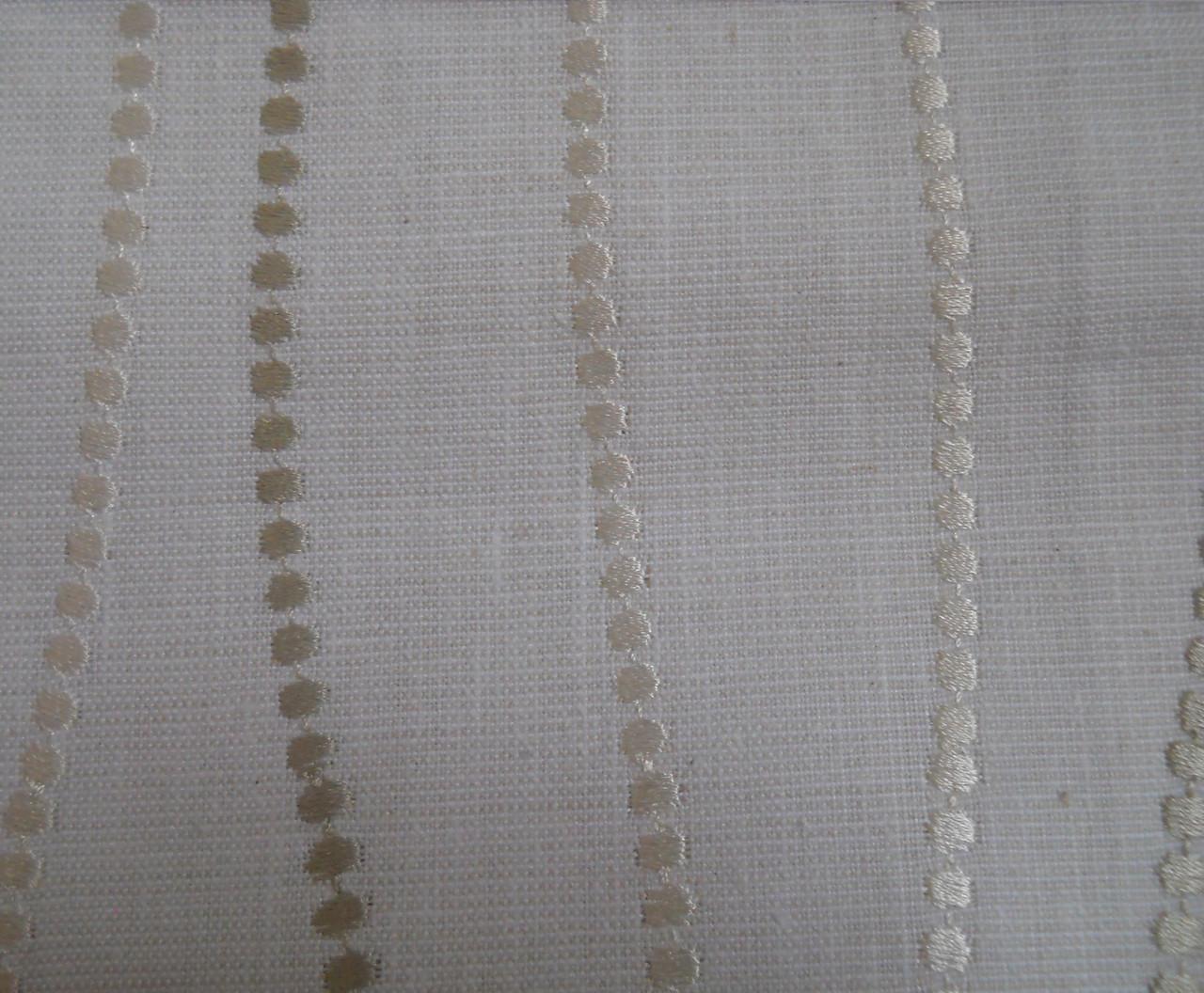 Портьерная ткань MORSE 01 CREAM