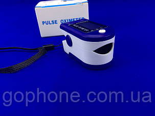 Пульсоксиметр LYG-88 на палец с дисплеем, фото 2