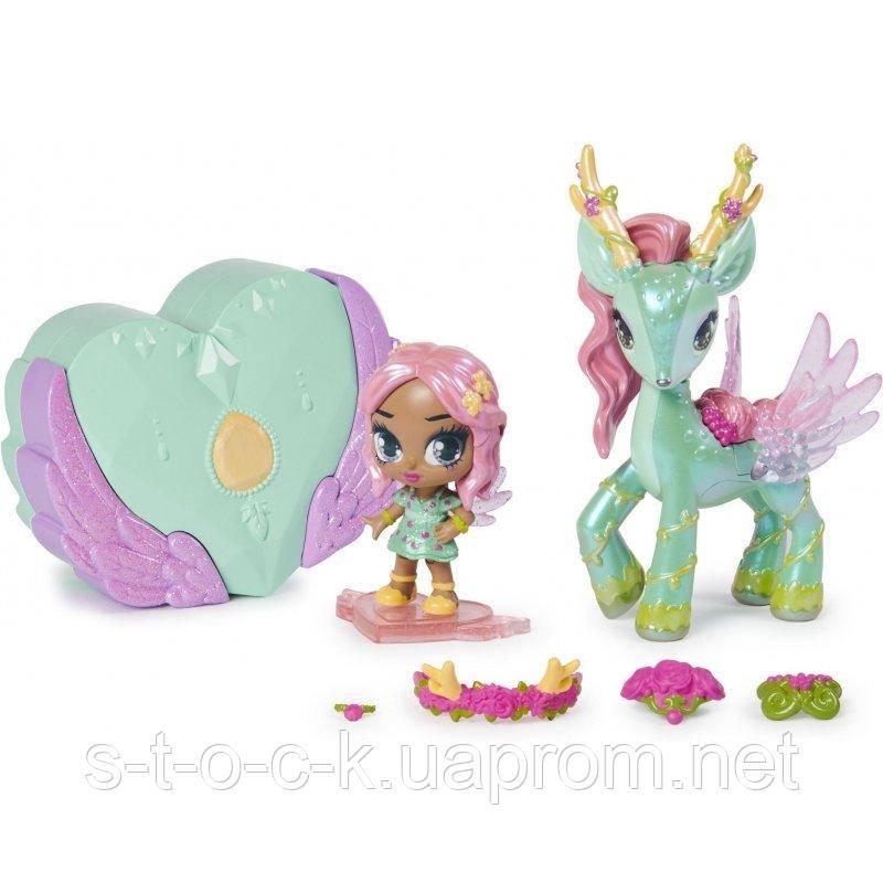 Кукла Hatchimals 6058551 - Наездники пикси - Волшебный дельтаплан Мэдисон и Баттерпа