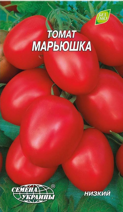 Семена томата Марьюшка 0,2 г, Семена Украины