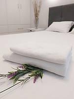 Махровое мягкое полотенце для лица 50х90 см влаговпитывающее плотность 430 г/м2 100% котон