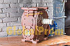 Мотор-редуктор червячный МЧ-40 на 56 об/мин, фото 3