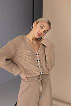 Костюм кардиган «Ненси» и брюки, фото 3