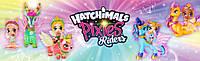 Кукла Hatchimals 6058551 - Наездники пикси - Fabula Fiona & Pandor Glider, фото 1