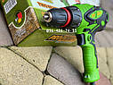 Сетевой шуруповерт ProCraft PB1350DFR/2 электрический дрель-шуруповерт, фото 2